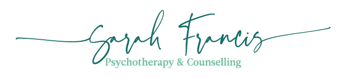 Sarah Francis: Psychotherapy & Counselling